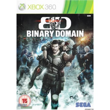 Binary Domain (Lietota)
